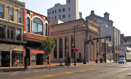 Downtown Binghamton